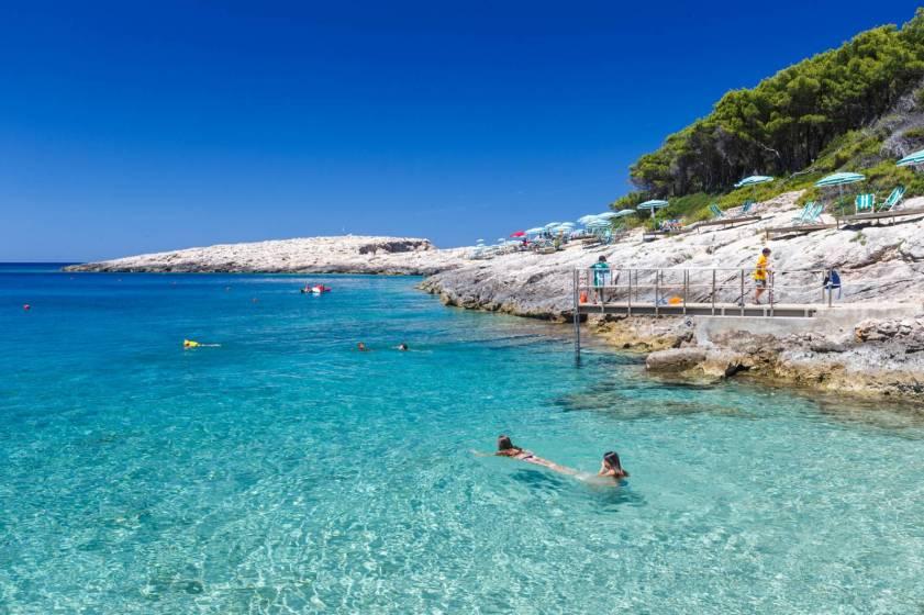 Il Villaggio Touring alle isole Tremiti: natura a tu per tu (10 di ...