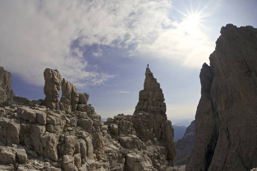 Foto di Luckasz Warzecha - Dolomiti di Brenta