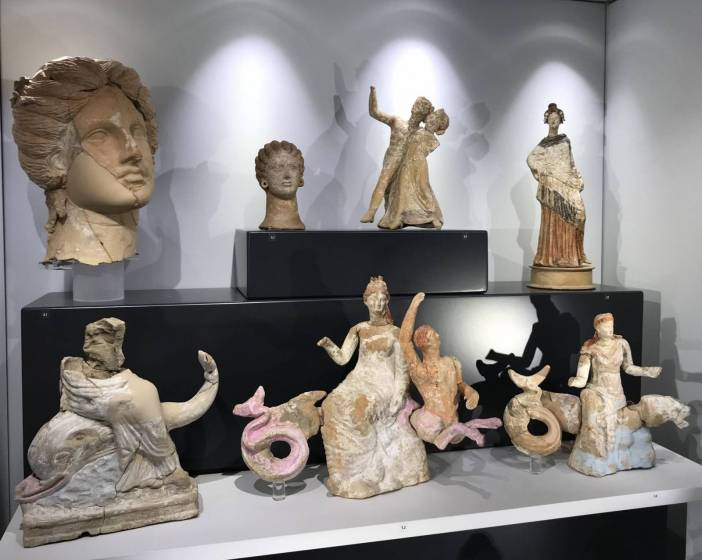 Museo Archeologico Nazionale.A Taranto Il Museo Archeologico Nazionale E Un Nuovo Luogo Aperti