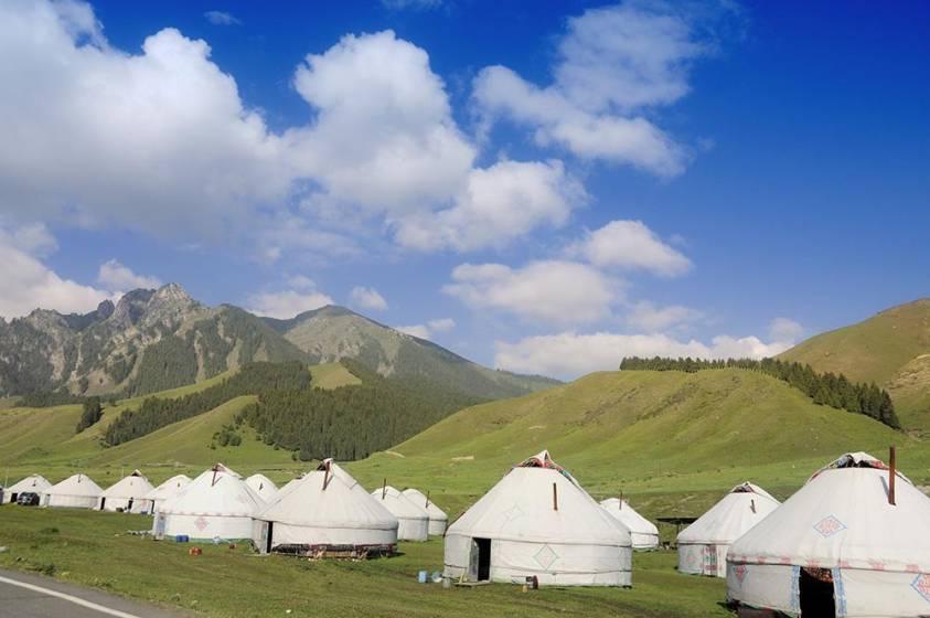 Mongolia. Il Paese dello spazio