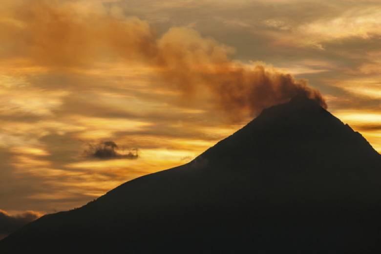 Il vulcano di Montserrat