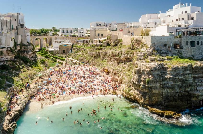 Dov E Il Mare Piu Bello Della Puglia