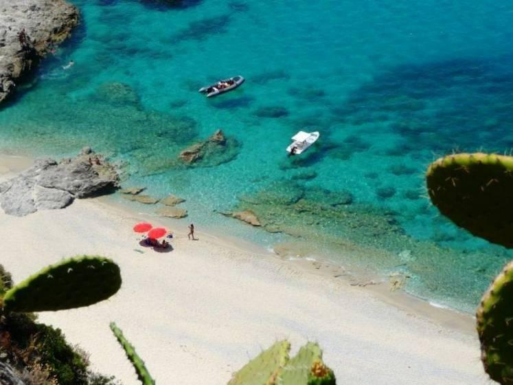 Le Spiagge in Calabria