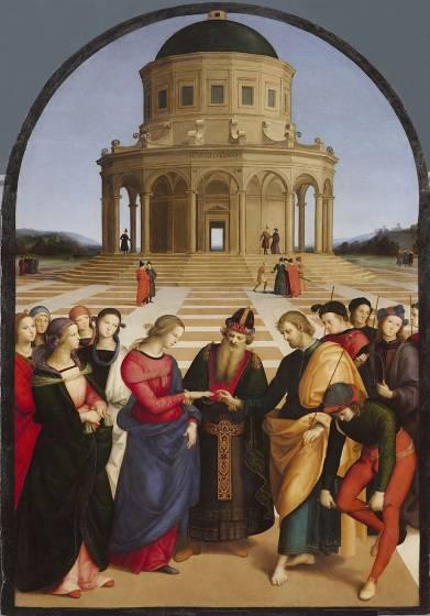 Le opere più belle di Raffaello: quali sono da vedere una volta nella vita (2 di 11)   Touring Club