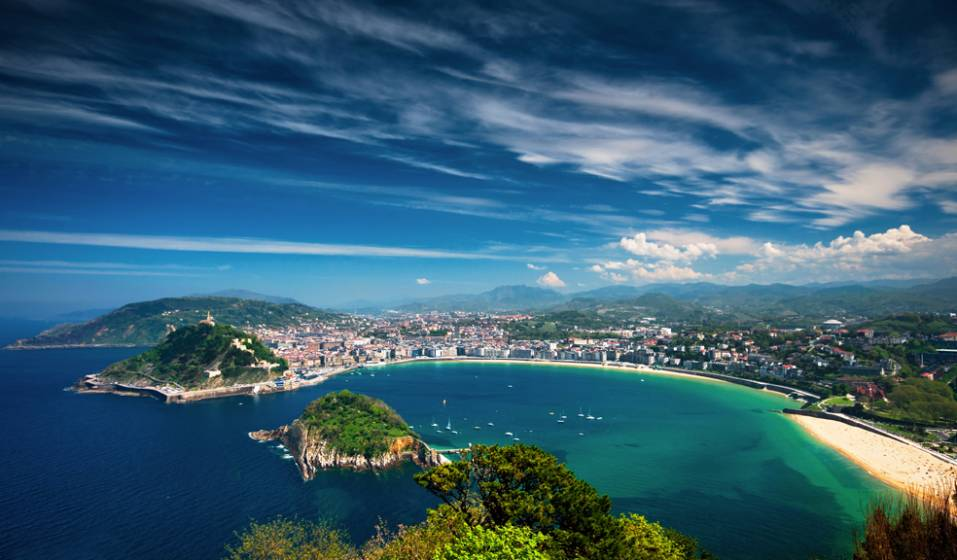 San Sebastian Spagna Cartina.Cosa Fare Nei Paesi Baschi Itinerario Da San Sebastian A Bilbao