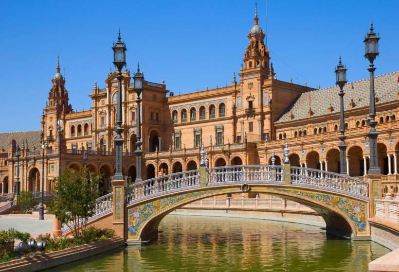 Cartina Siviglia Spagna.10 Cose Da Vedere In Andalusia