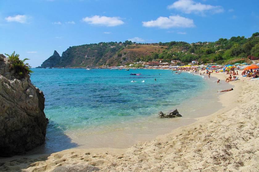 Le spiagge pi belle della calabria la costa dei for Setacciavano la sabbia dei fiumi