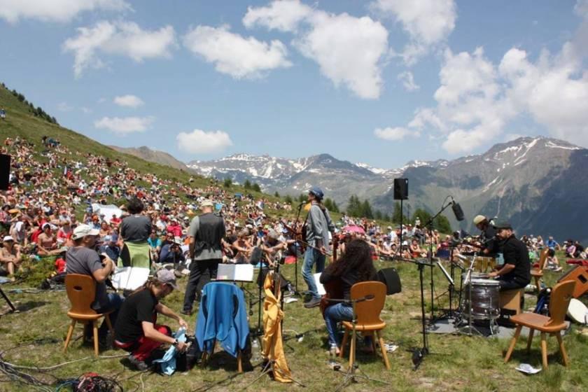 0a2324219c84 La musica prende quota con I suoni delle Dolomiti