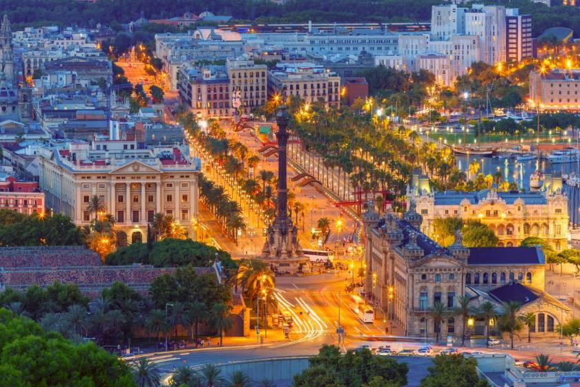 Natale o Capodanno a Barcellona? La situazione del turismo