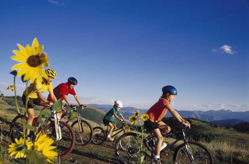 Vacanze in bicicletta con i bambini for Vacanze in famiglia
