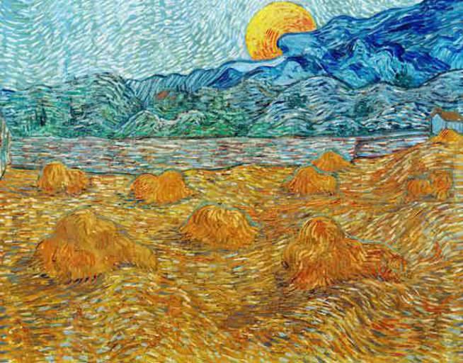 La vita e le opere di Vincent Van Gogh in 10 punti (e una