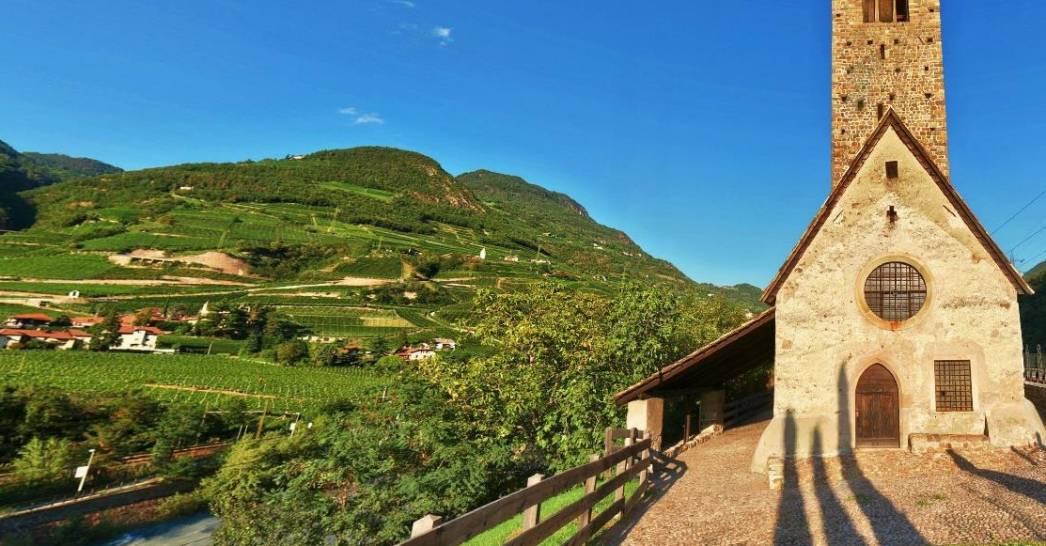S. Martino a Campiglio, Bolzano/Bozen, localita, Chiesa ...