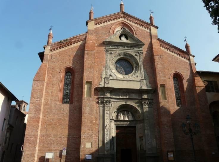 Chiesa di San Domenico, Casale Monferrato, Piemonte, Italia
