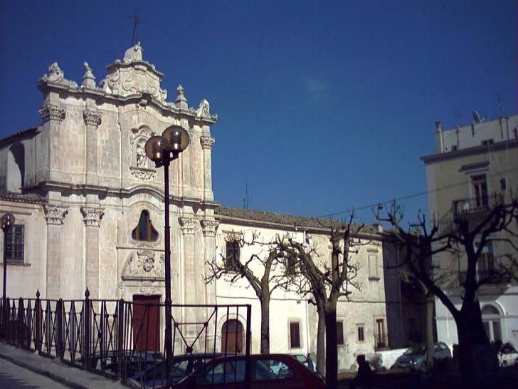particolari di Monte Sant'Angelo