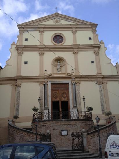Chiesa di San Giovanni Battista (Catanzaro)