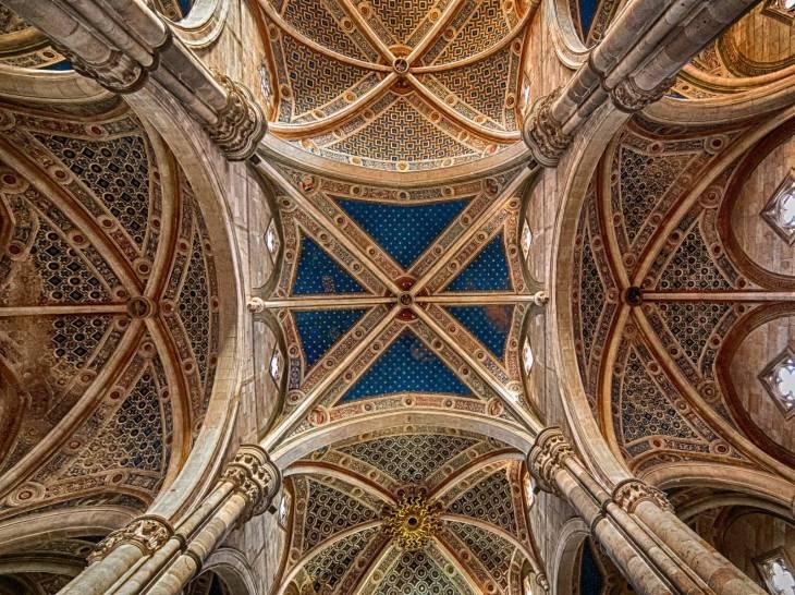 Interni ed esterni della Certosa di Pavia