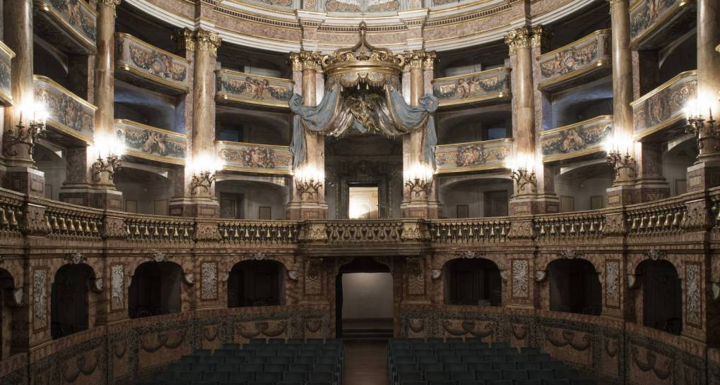 Teatro di corte Caserta