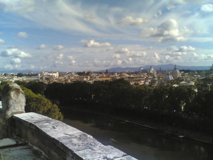 La Luce su Roma