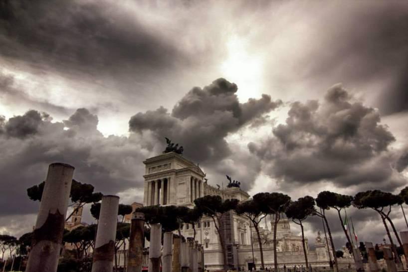 Sta arrivando la tempesta