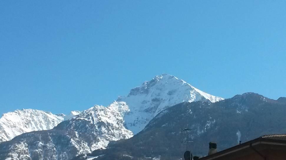 Aosta - Sopra le vette....solo il cielo