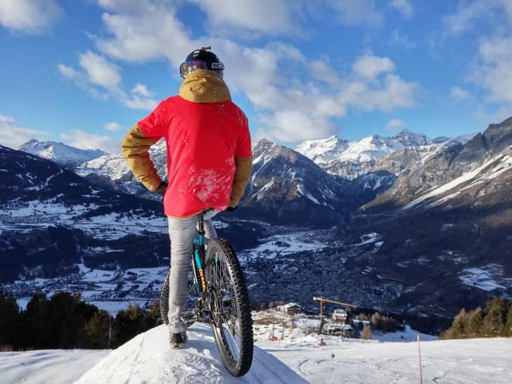 Bormio is bike day everyday!