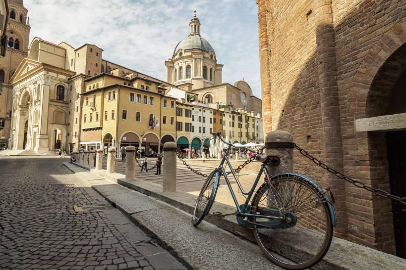 la bicicletta in prospettiva