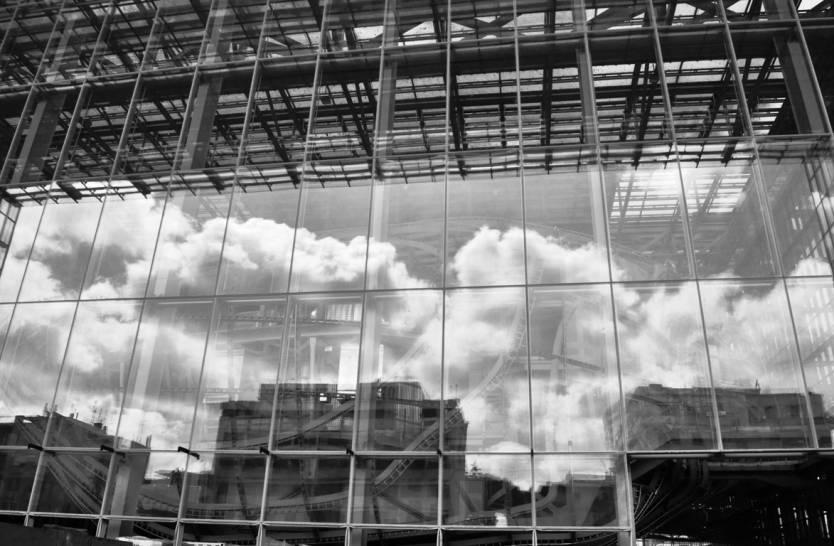 La nuvola di Fuksas