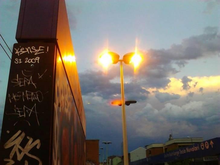 il cielo di Romolo (Milano)
