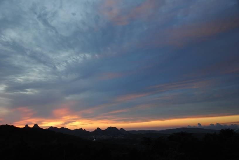 Luci e ombre su Aggius e i suoi monti
