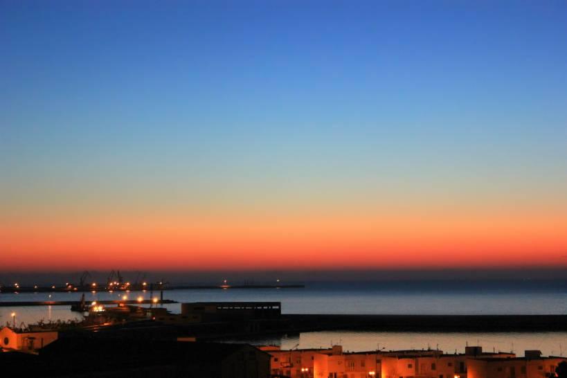 L'alba di manfredonia