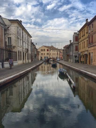 Il cielo di Comacchio