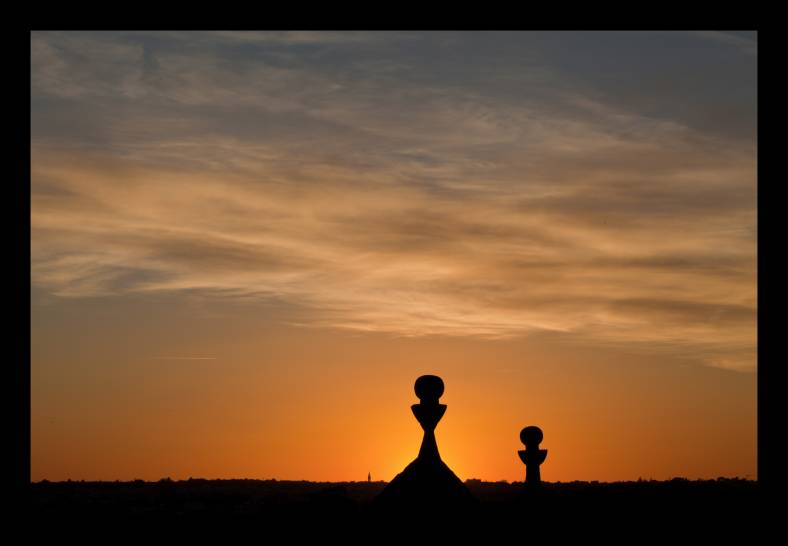 The Sunset Of The TRULLO