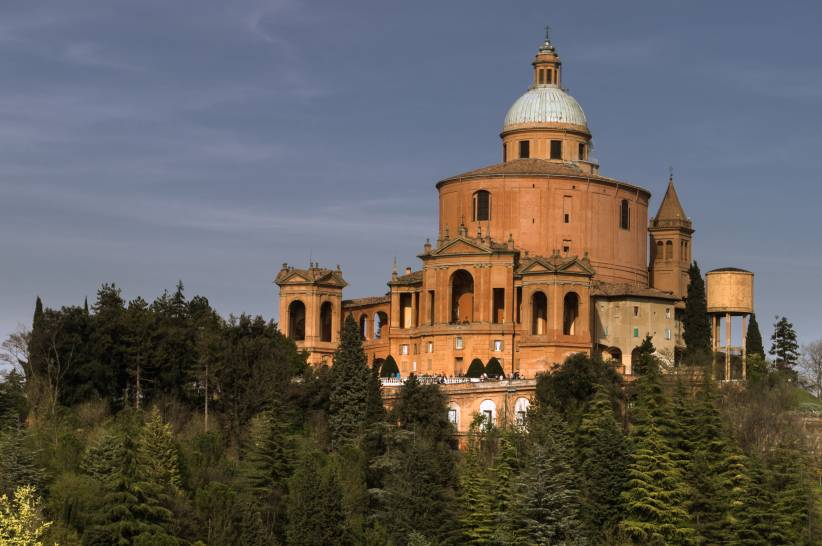 San Luca sunset