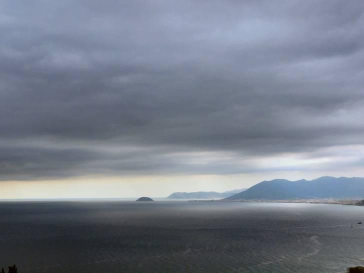 Borgio Verezzi mare e cielo