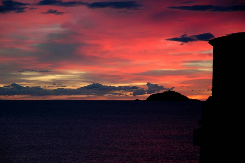 Il tramonto è un femomeno intellettuale.