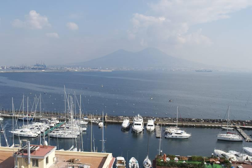 Il cielo di Napoli