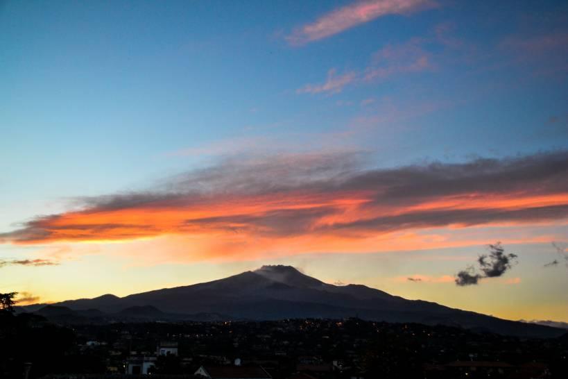 Madre Etna e le sue pendici