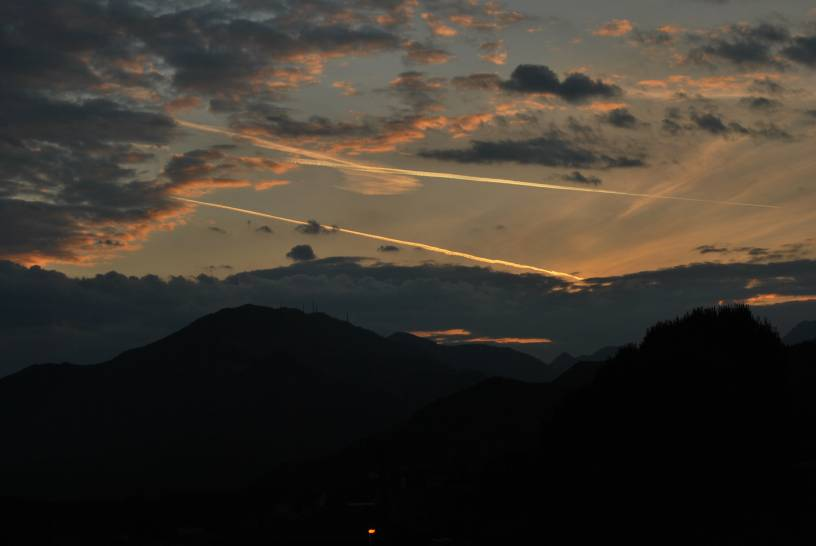 Cielo di Ponteranica (Bg)