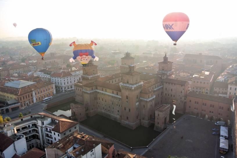 Ferrara e il suo castello