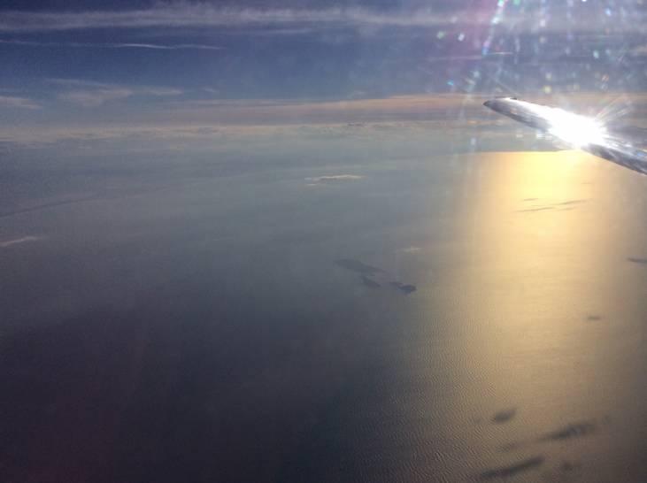 Isole Tremiti, dall'alto
