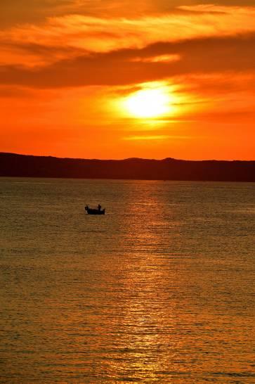 Sunset of Maddalena - Punta Tegge