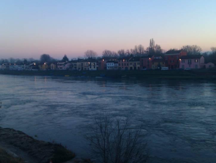 Suggestioni al Borgo Ticino di Pavia
