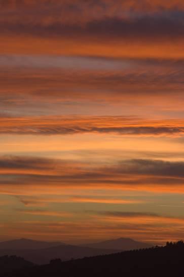 Il Cielo su Perugia