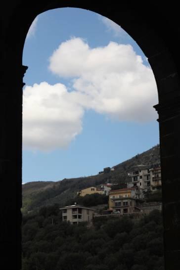 Dalla finestra del Castello Lancellotti