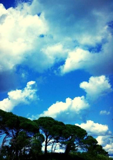 nuvole su Palmanova