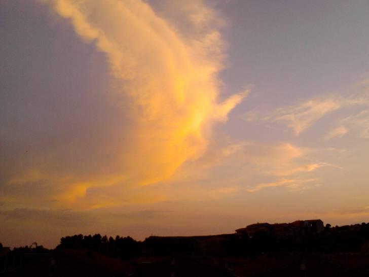 Un Angelo nel cielo