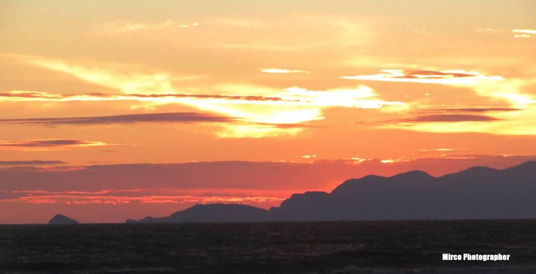 Luci del tramonto
