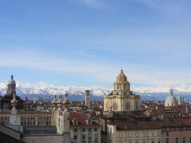 Sui tetti di Torino