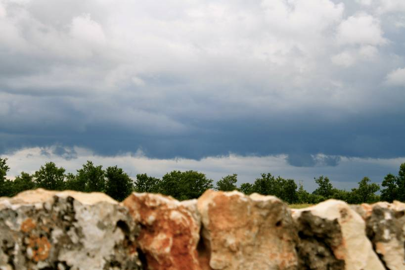 Tratturi e cieli di Puglia
