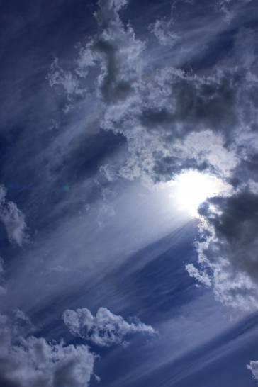 Cielo su Cogliate (MB)
